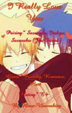 I Really Love You  by Hime-Uzumakiey