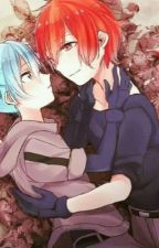 Karma x Nagisa( the love of two assasians ) by FoxFlame_