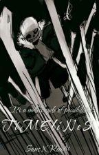 I'm the Monster... | Sans X Reader by CrazyDianne