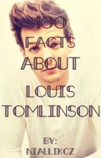 100 Facts About Louis Tomlinson  by niallikCZ