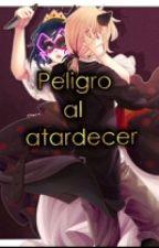 Peligro al atardecer (Miraculous Ladybug ) by lorena-mimato29