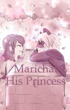 Marichat - his princess  by missluna-chan