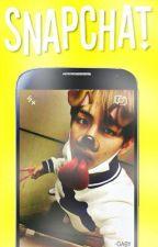 SnapchatლKim Tae-Hyungლ by GabyValencia18