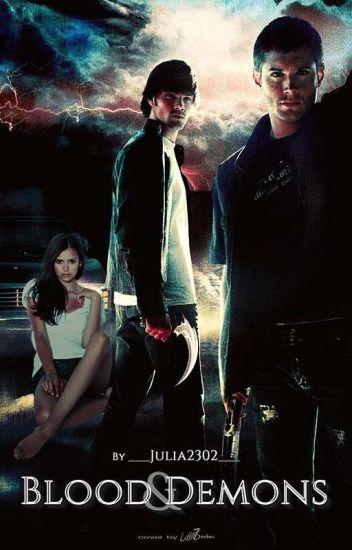 Blood & Demons || Supernatural Staffel 2/3