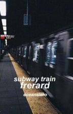 Subway Train ➫ Frerard by palewavepunk