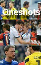 Fußball Oneshots (boyxboy) by bvbjcx