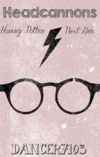 Harry Potter Next Gen. Headcannons by dancer7103