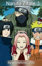 Naruto Zitate :) by animelover_206