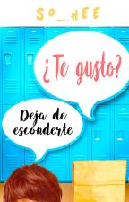 ¿Te Gusto?  [ #CarrotAwards2016] by So_Hee