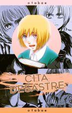 cita desastre | ✧ snk - short fic by OTABAE