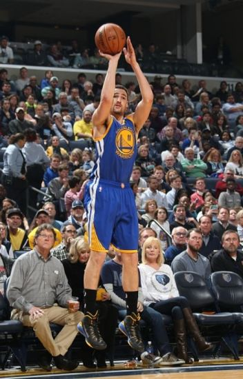 Too Good ~ Klay Thompson