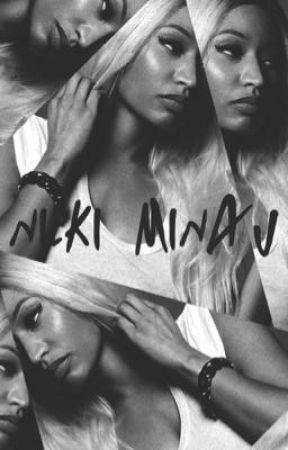 Nicki Minaj & Cyn Santana by ddunigan101