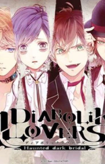 The Blood Rose  (Diabolical lovers X reader)