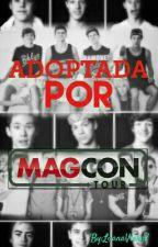 ADOPTADA POR MAGCON! by LuanaViera7