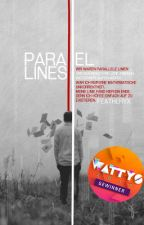 Parallel lines by featheryx