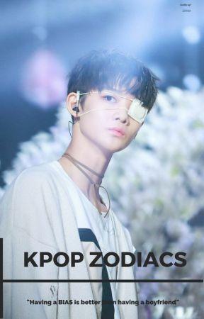 Kpop zodiacs by xiaoasis