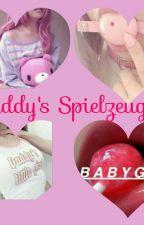 Daddy's Spielzeug  by Littlesweetevilgirl
