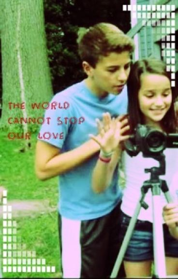 The world cannot stop our love