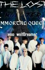 The Lost Immortal Queen by xoxo_wolfDreamer