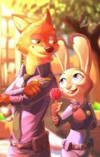 Judy i Nick kod enigma by Smok2311