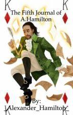 The Fifth Journal of A. Hamilton by _Alexander_Hamilton_
