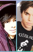 Never Leave Me Leafy x Onision fanfiction  by phanpheelsphandom