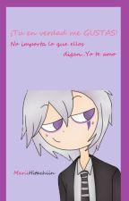 ¡Tu en verdad me gustas! (Yuri ♥ ) (Puppet x Tu)  by MariiHitachiin