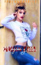 Magcon y Ella {Matthew Espinosa}  by DreamingPaula