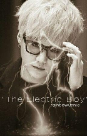 'The Electric Boy' - Yoonmin  by rainbowunnie