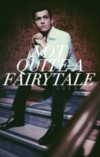 not quite a fairytale • tom holland by abbieflor