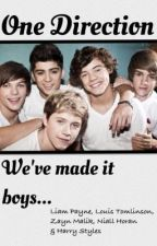 One Direction-'We've Made It Boys' by CaptainJohn221b