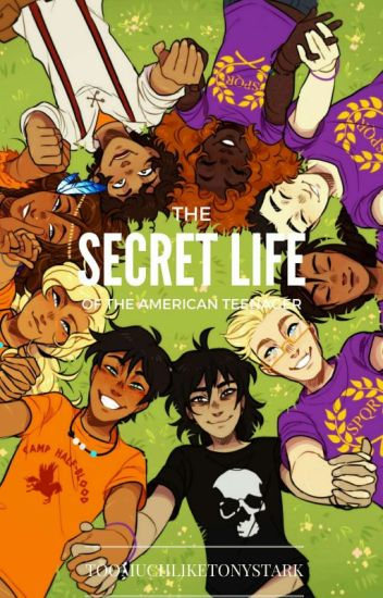 The Secret Life Of The American Teenager (Heroes of Olympus AU) {Book 1}