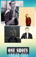 One shots of Lucas Till by LilianaGaru