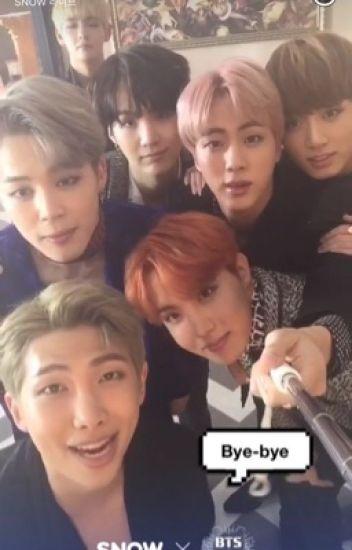 BTS'LE HAYAL ET!