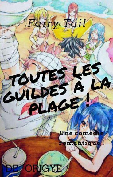 FanFic Fairy Tail: Petite tournée à la plage.