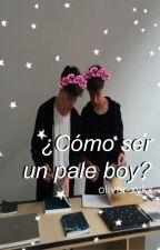 ; pale boy ; by oliver-xykx