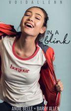 In a Blink    Barry Allen❤️ by voidallenn