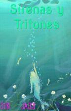 Sirenas Y Tritones |ZODIACO|[PRÓXIMAMENTE] by Chibi_Jackie