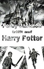 Percy Jackson trifft auf Harry Potter by juto2015