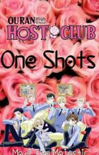 Ouran High School Host Club One Shots ~ REQUESTS OPEN  by thefreckledfreak