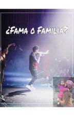 ¿Fama o Familia? (Mario Bautista) by Shenice1111
