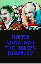 Harley Quinn And The Jokers Daughter by _Panda_harleyquinn_