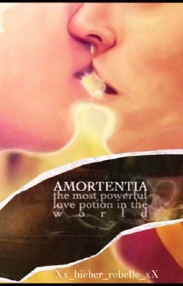 Amortentia {A Drarry Fic}