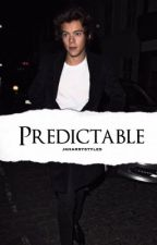 Predictable (sequel to unpredictable) by jkharrystyles