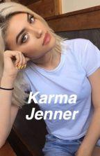 Karma Jenner by BrewerChantelle