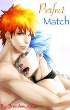 Perfect Match  by Brandonia666