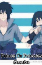 Prince Or Princess Sasuke by rielf_ns