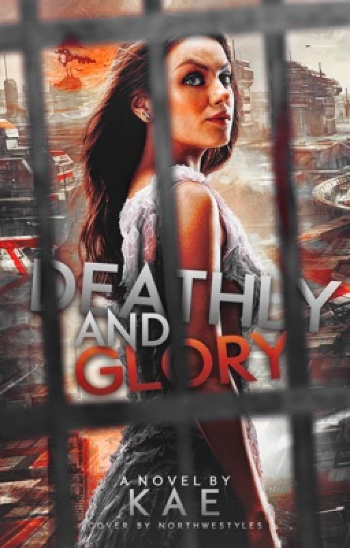 DEATHLY AND GLORY ∘ SUICIDE SQUAD  by interminor