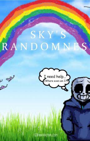 Sky's Big Book of Random by Xx_Skydreamur_xX
