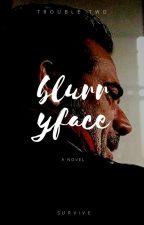blurryface;; ❀negan by SEMIHUMAN